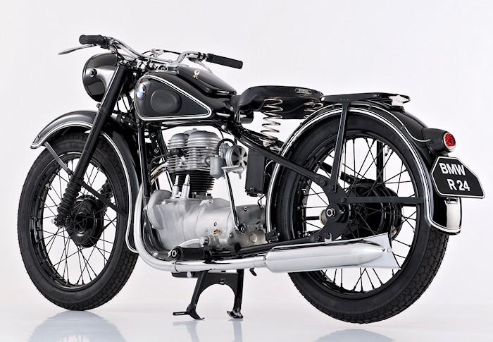 bmw r24 1950 fiche moto motoplanete. Black Bedroom Furniture Sets. Home Design Ideas
