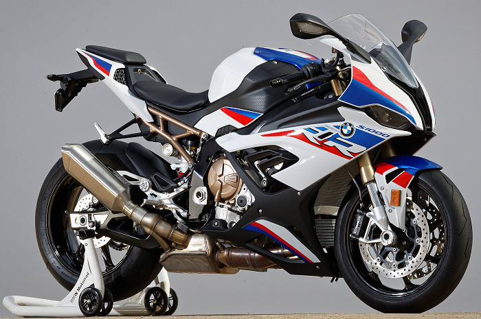 bmw s 1000 rr 2019 - fiche moto