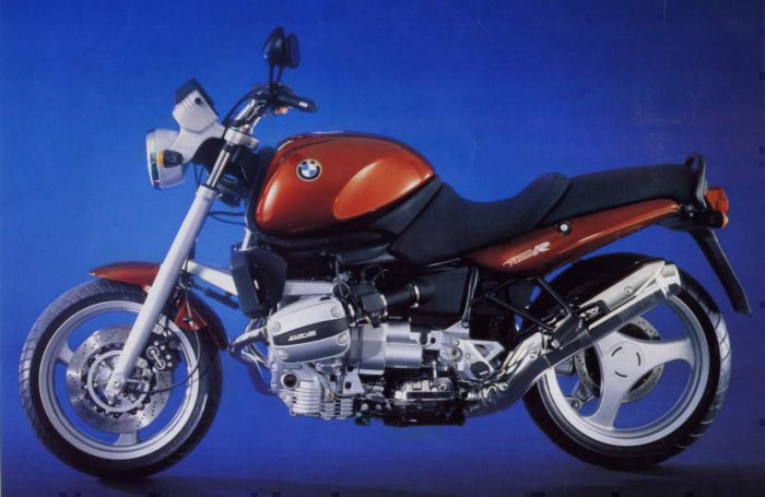 bmw r 1100 r 1996 - fiche moto - motoplanete