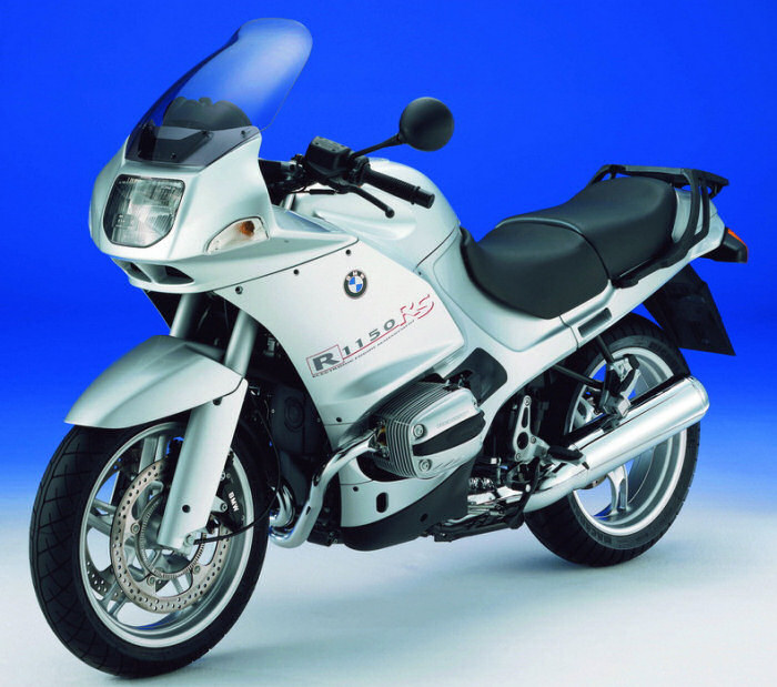 Bmw R 1150 Rs 2002 Fiche Moto Motoplanete