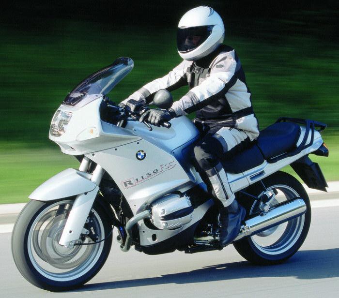 Bmw R 1150 Rs 2004 Fiche Moto Motoplanete