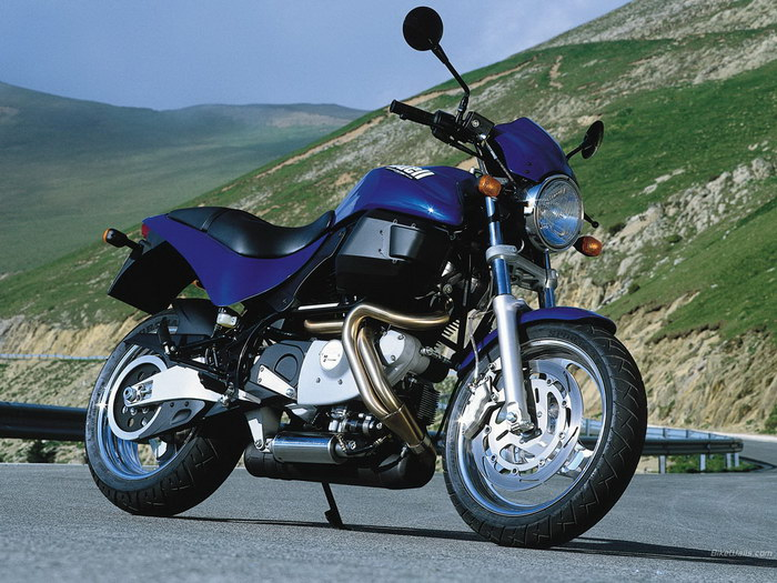miniature Buell M2 1200 Cyclone 1997 - 10