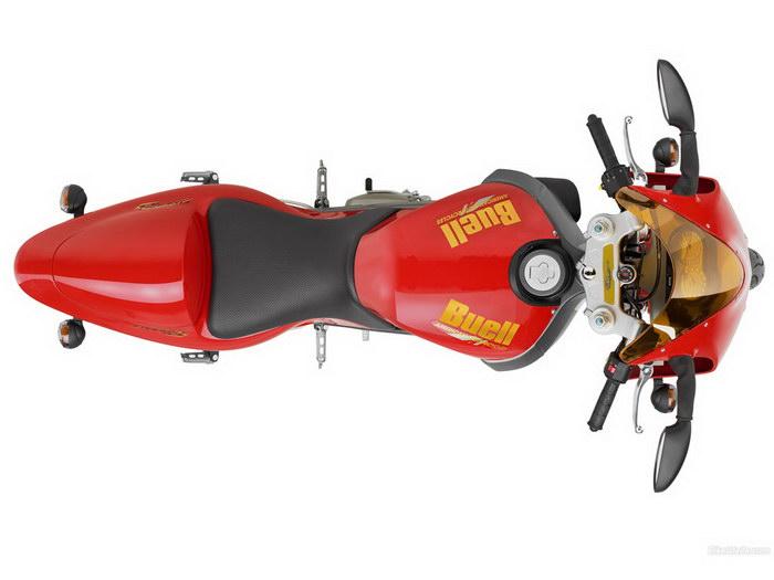 Buell XB-12 R Firebolt 2006 - 16