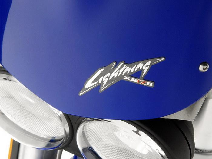 Buell XB-12 S LIGHTNING 2005 - 9