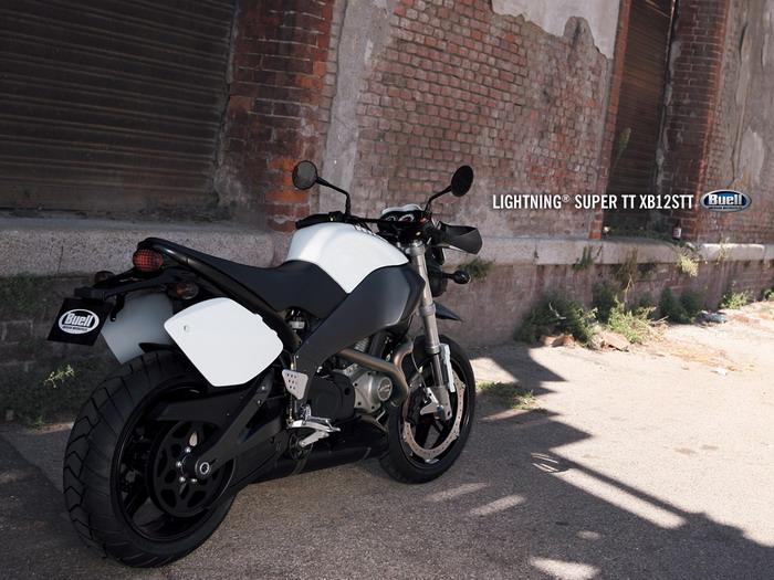 Buell XB-12 STT Lightning Super TT 2008 - 11