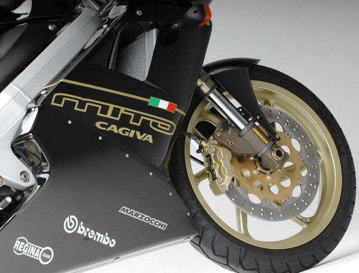 Cagiva 125 MITO EV 2005 - 5