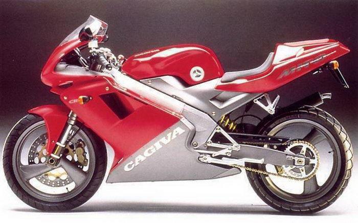 Cagiva 125 MITO EV 2005 - 18
