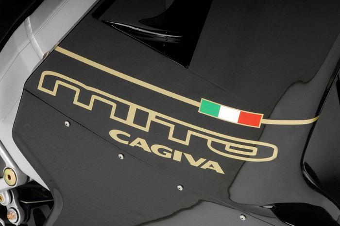 Cagiva 125 MITO EV 2005 - 4