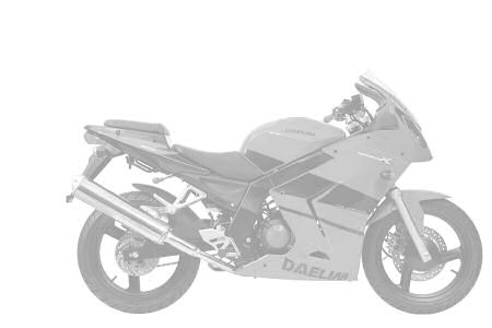Daelim 125 ROADSPORT R