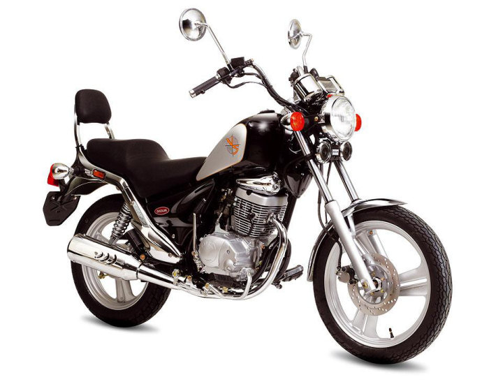 Daelim 125 VS 1999 - 3
