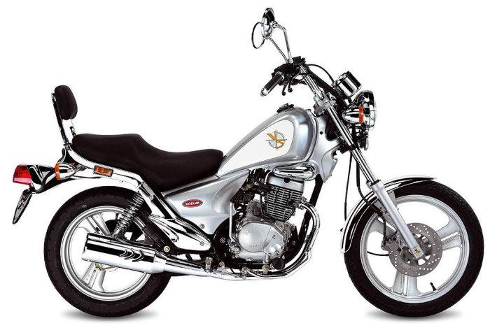 Daelim 125 VS 1999 - 2