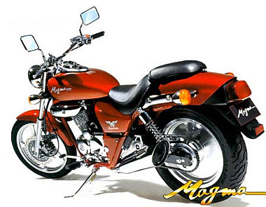 Daelim VT Evolution 1999 - 4