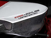 Ducati 1098 R Bayliss Limited Edition