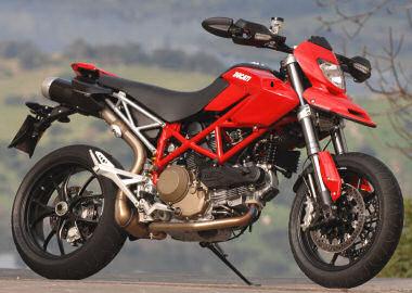 Ducati HM 1100 HYPERMOTARD