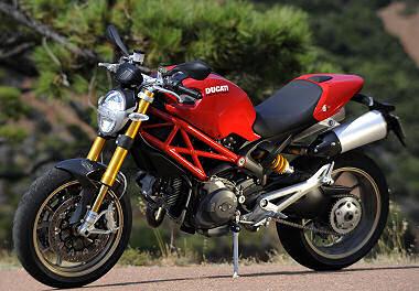 Ducati 1100 MONSTER S
