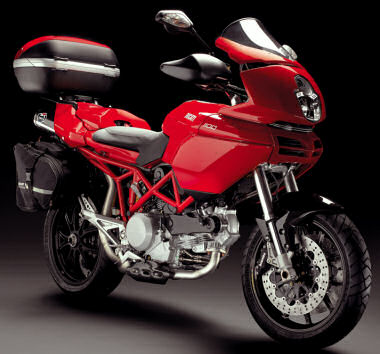 Ducati 1100 MULTISTRADA