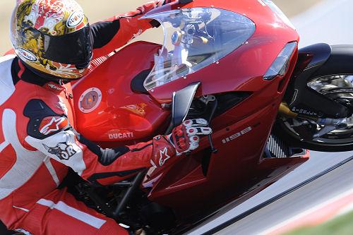 Essai de la Ducati 1198 S