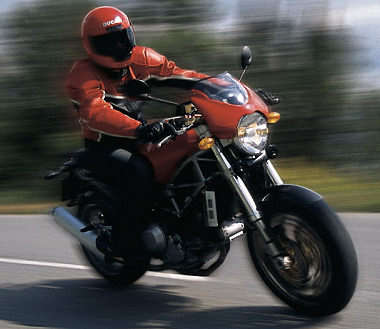 Ducati 916 MONSTER S4