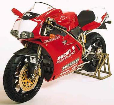 ducati 996 sps fogarty replica 1999 fiche moto motoplanete. Black Bedroom Furniture Sets. Home Design Ideas