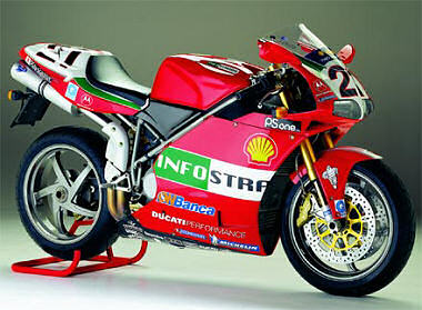 Ducati 998 S Bayliss Replica