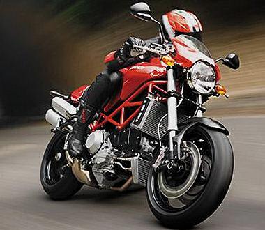 Ducati 998 MONSTER S4R Testastretta