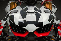 Ducati 1100 Streetfighter V4 prototype