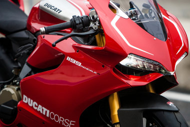 1199 Panigale R 2014