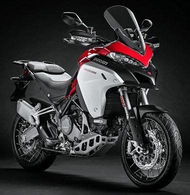 Ducati 1260 Multistrada Enduro 2019
