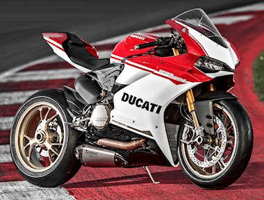 ducati 1299 panigale s anniversario 2016 fiche moto motoplanete. Black Bedroom Furniture Sets. Home Design Ideas