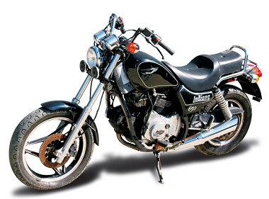 Ducati Indiana 650