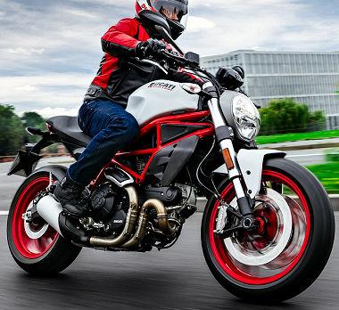 Ducati 797 Monster 2018