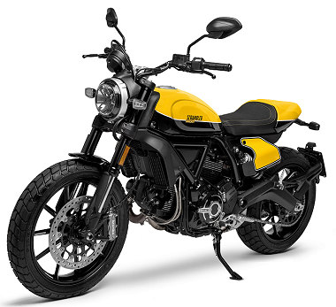 Ducati SCRAMBLER 800 Full Throttle 2019