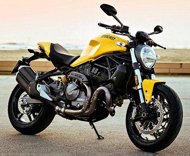 Ducati 821 Monster 2018