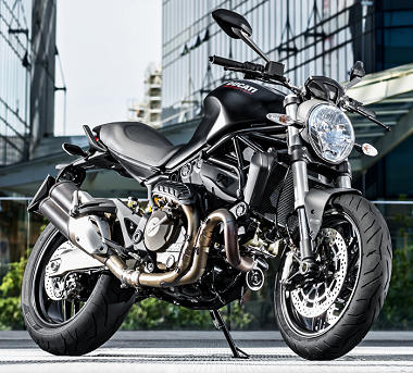 Ducati 821 Monster Dark