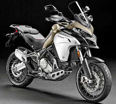 Multistrada 1200 Enduro 2018