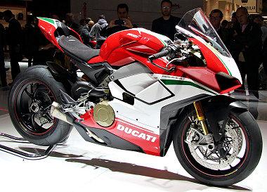 Ducati 1100 Panigale V4 SPECIALE