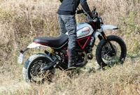 Ducati SCRAMBLER 800 Desert Sled