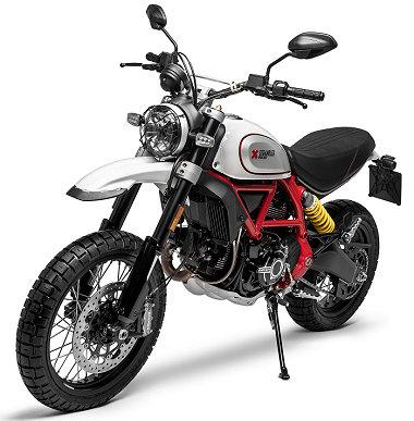 Ducati SCRAMBLER 800 Desert Sled 2019