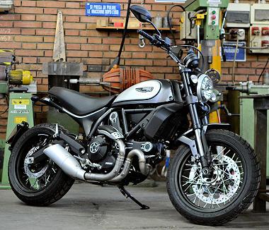 Ducati SCRAMBLER 800 Street Classic