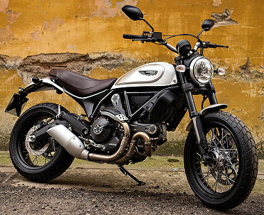 ducati scrambler 800 classic 2018 fiche moto motoplanete. Black Bedroom Furniture Sets. Home Design Ideas