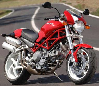 Ducati Monster 1000 S2R