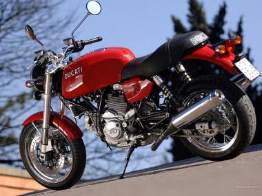Ducati SportClassic 1000 GT