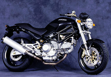 ducati 750 monster 1999 fiche moto motoplanete. Black Bedroom Furniture Sets. Home Design Ideas