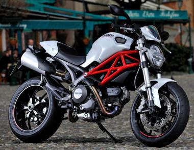Ducati 796 MONSTER 2010 - Fiche moto -