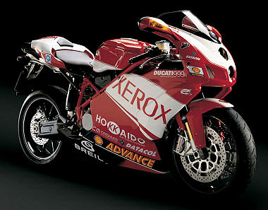 Ducati 999 R XEROX