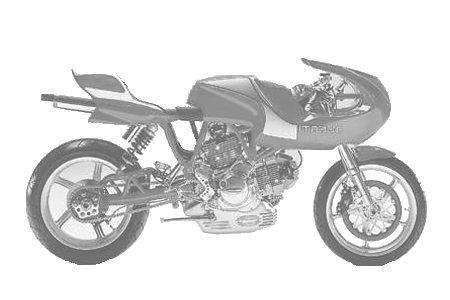 Ducati 900 MHe