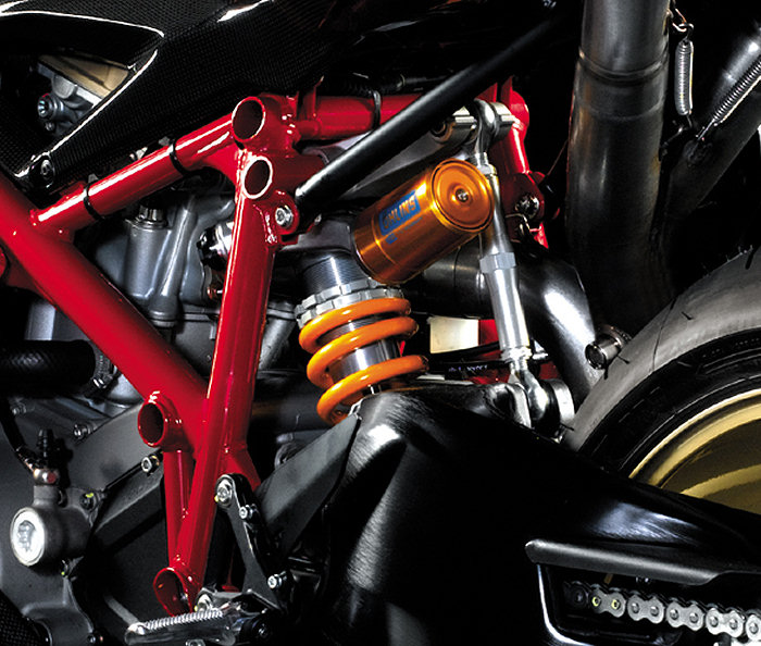 Ducati 1098 R 2008 - 13