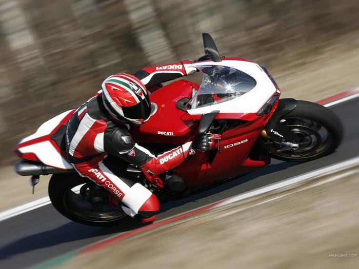 Ducati 1098 R 2008 - 16
