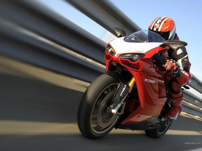 Ducati 1098 R 2008 - 19