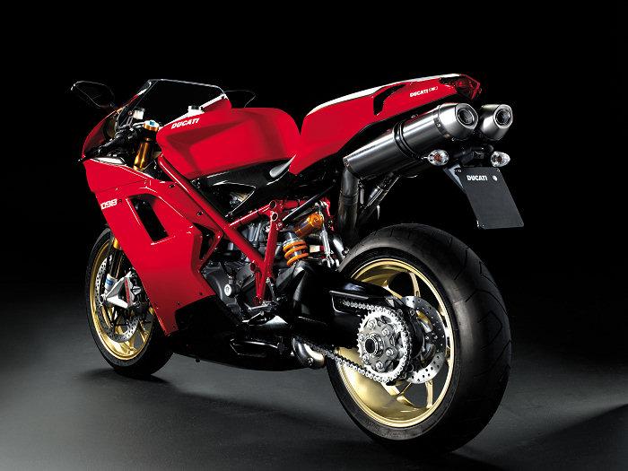 Ducati 1098 R 2008 - 5